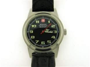 Wenger Swiss Military Men's Retro Military Watch