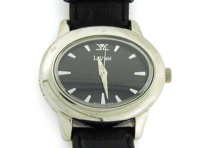 Le Vian Women's De Lano Mini Black Watch