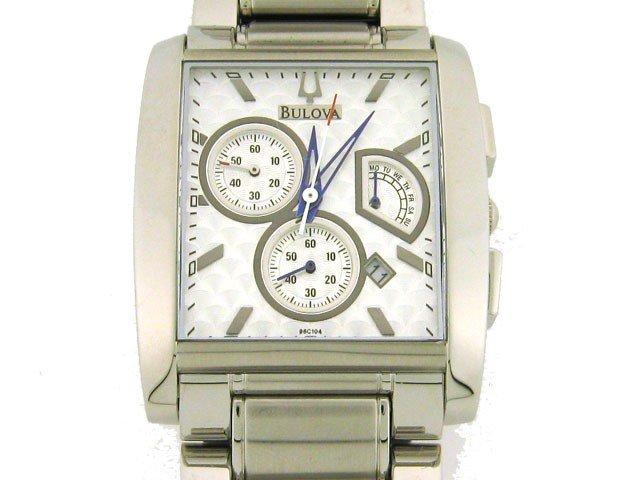 Bulova Bracelet Men's Watch - 96C104