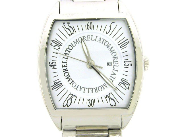 Morellato Stainless Steel Watch with Diamond