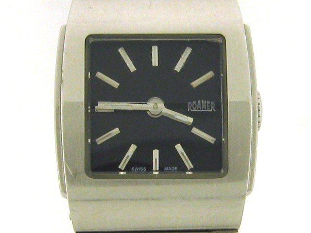 ROAMER Of Switzerland Women's All Stainless Steel Watch