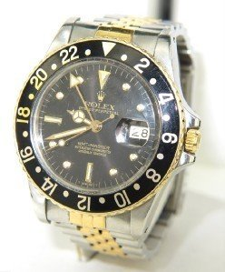 Rolex 18K Yellow Gold/Stainless Steel Watch