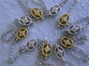 E.F.J. Ladies' Fashion Necklace