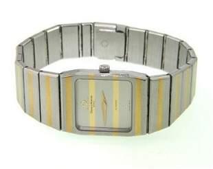 Baume Mercier 2- Toned Stainless Steel Watch