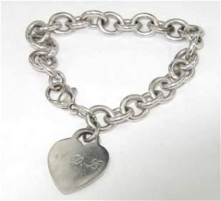 Tiffany & Co Silver Bracelet
