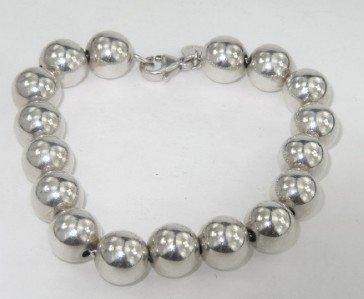 5B: Tiffany & Co Silver Bracelet