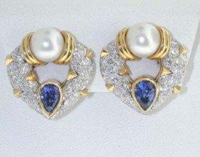 Salavetti Diamond Earrings