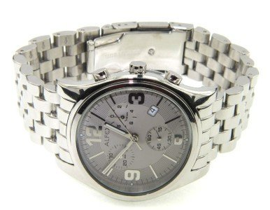 ALFEX Stainless Steel Chronograph Watch