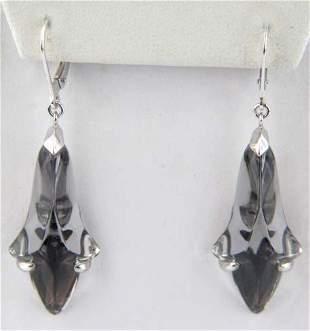 Baccarat Pampilles Mordore Earrings