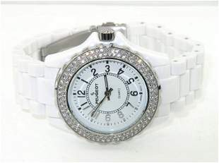 Peugeot Stainless Steel Watch
