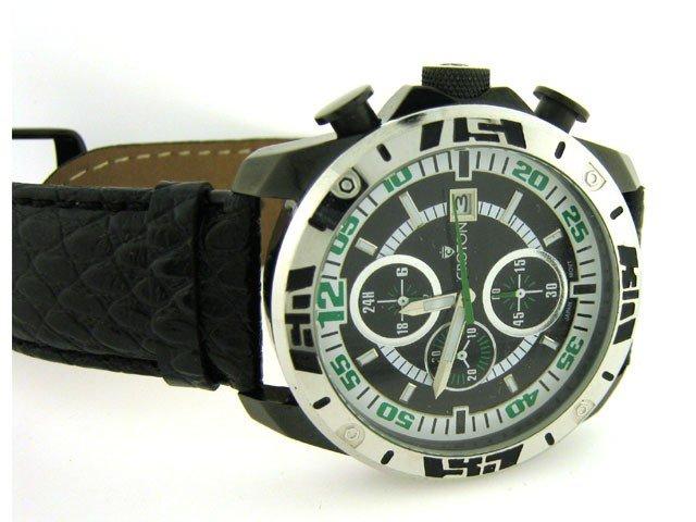 3D: Croton Chronomaster Men's Watch
