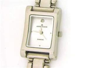 Anne Klein Two Tone Concave Shape Case Watch 10/376