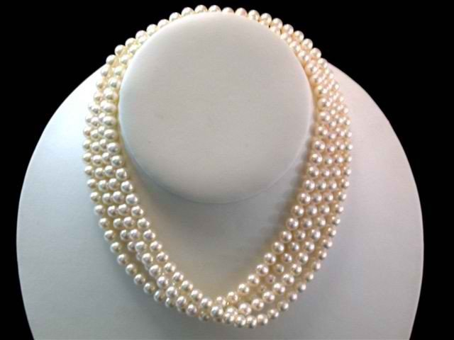 98A: Pearl Necklace