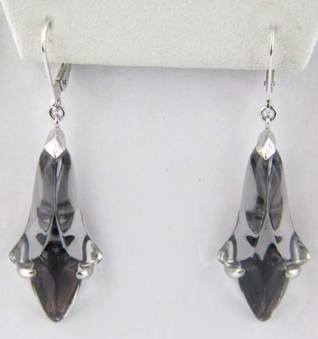 1A: Baccarat Pampilles Mordore Earrings