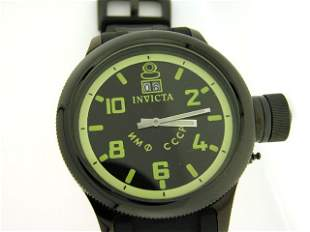 Invicta Men's 4338 Russian Diver Collection Black W