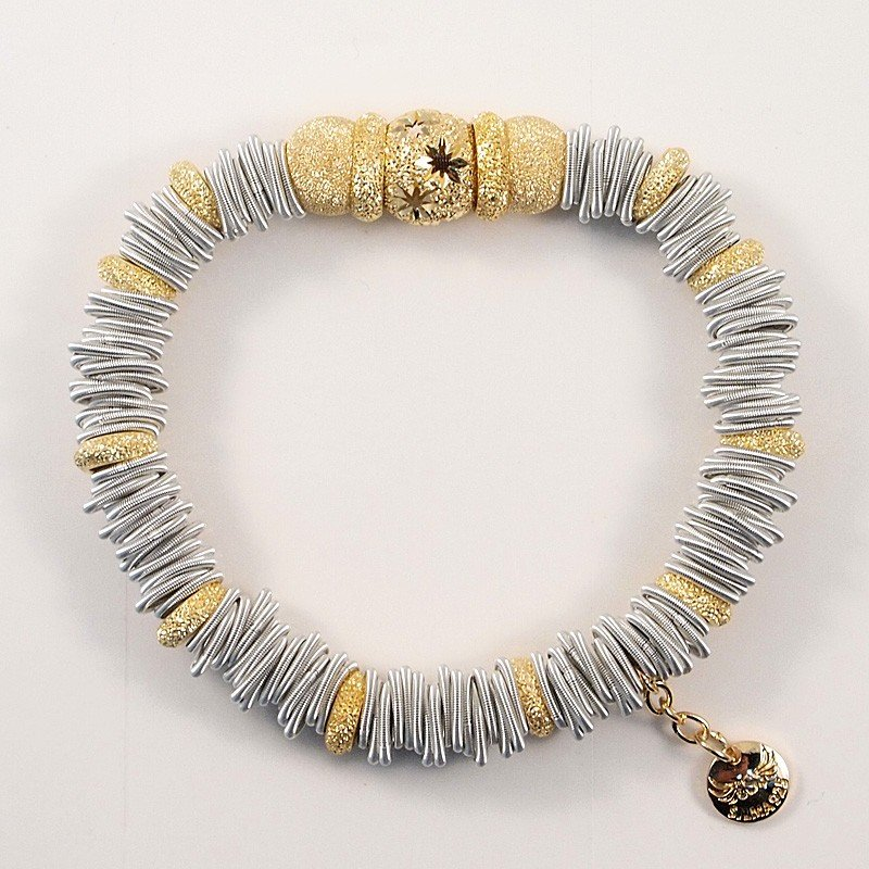 2E: Silver Bracelet