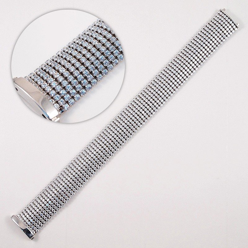 3E: Silver Bracelet