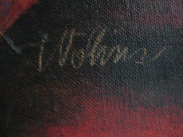13: Joseph Wolins WPA Jewish Wedding Dance signed