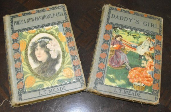 12: Lot of 2 Early 1900's Books