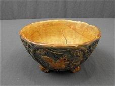 70: Weller Woodcraft Squirrel Bowl