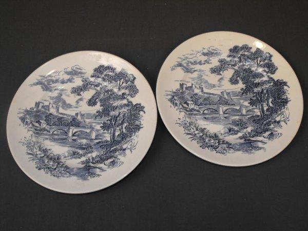 "151: Wedgwood ""Countryside"" Plates"