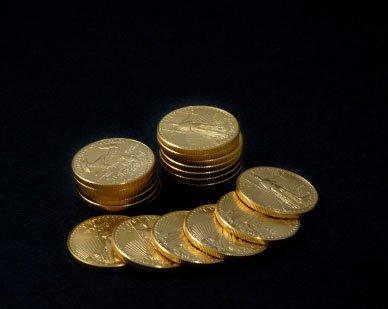 6L: Lot of 20 Various Dates US GOLD EAGLE Bullion Coins