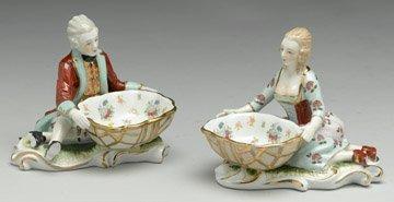 5D: Porcelain Couple Master Salt Set