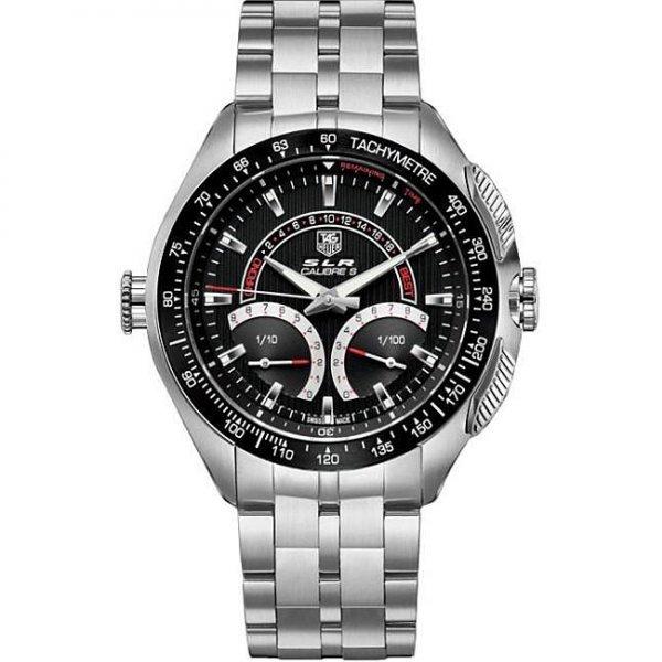 1A: Stunning SLR Tag Heuer Men's Mercedes Benz  Watch