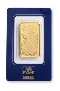6P: Estate Item 1 oz. Gold Bullion~PAMP
