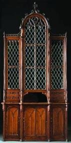 8A: Monumental Gothic Cabinet
