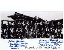 29 8 x 10 Autographed FLYING TIGERS Photo