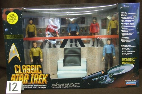 12: Classic Collection Figure Set