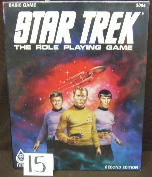 15: Star Trek Board Game