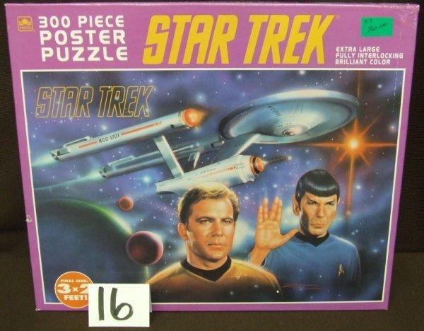 16: Star Trek Puzzle