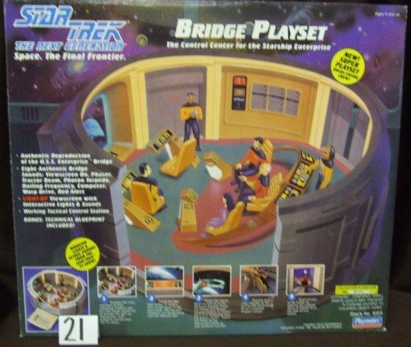 21: Bridge Section Playset