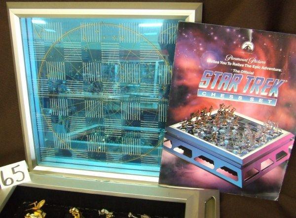 65: Star Trek - Chess Set