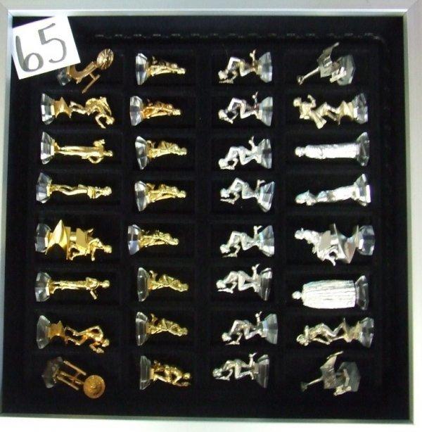 65: Star Trek - Chess Set - 2