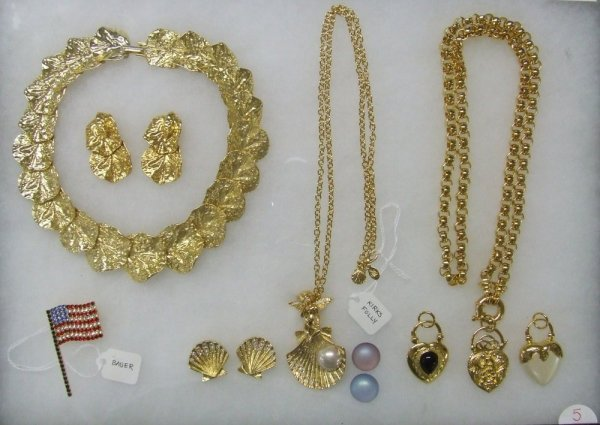 5: Necklace and More Collection with Kirks Folly