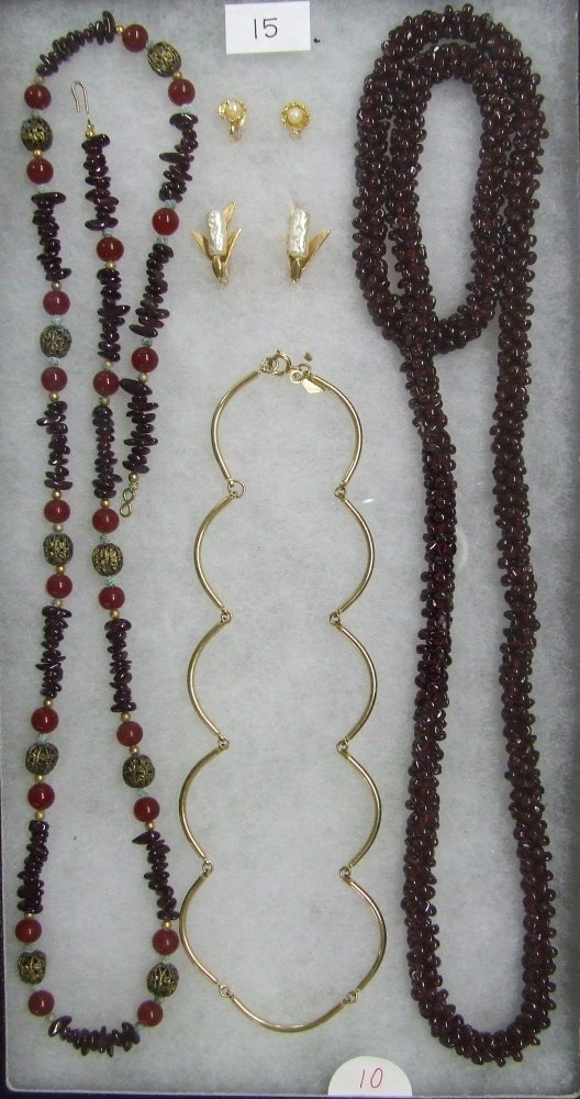 10: Necklace Collection