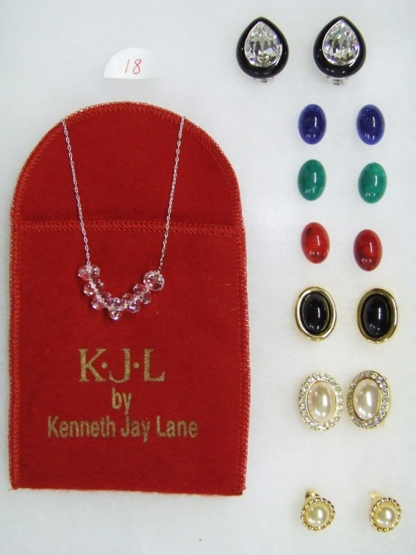 18: Kenneth Jay Lane Collection