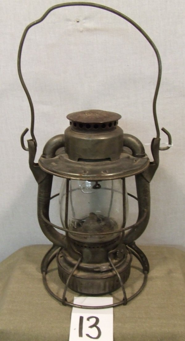 13: New York Central System Lantern