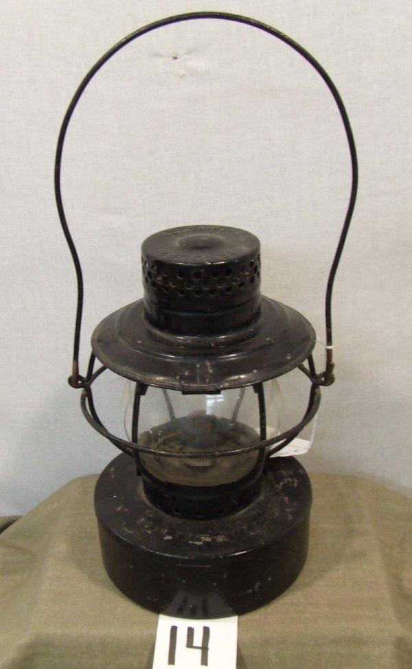 14: Ohio Fuel Gas Co. Lantern