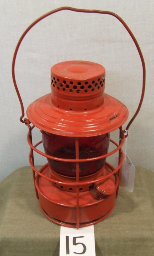 15: Works Progress in Ohio Lantern