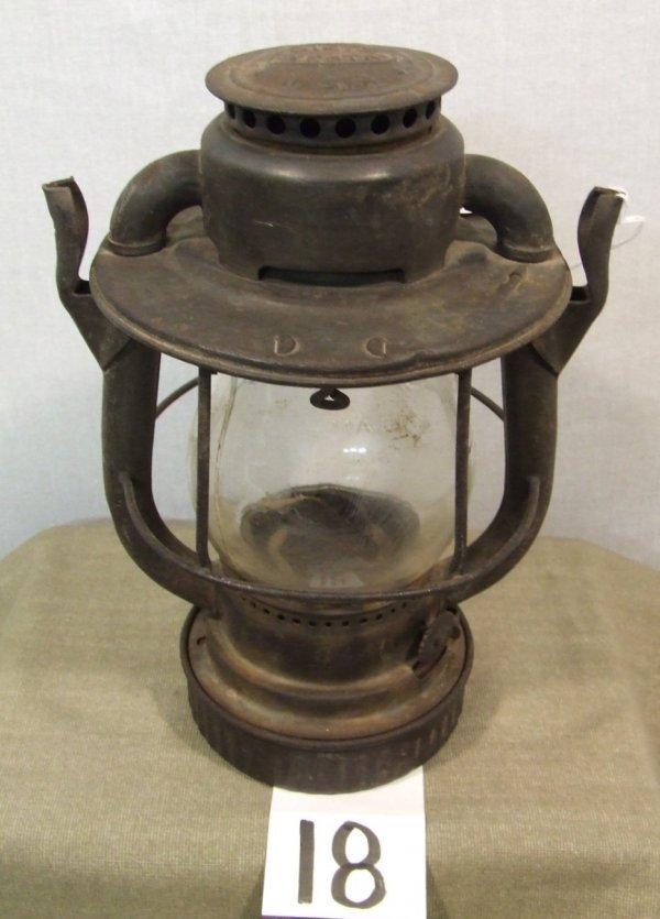 18: Vesta Lantern