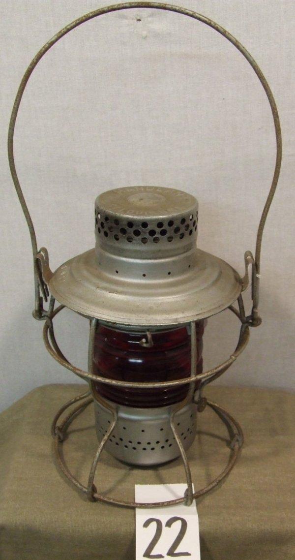 22: Baltimore & Ohio Lantern