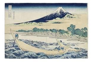 Katsushika Hokusai (1760-1849) Edo period (1615-1868),