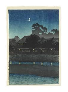 Kawase Hasui (1883-1957) Taisho era (1912-1926), dated