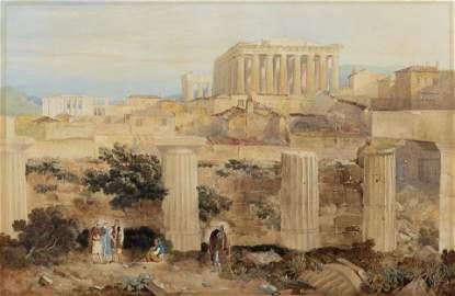 Hugh William (Grecian) Williams (British, 1773-1829) La