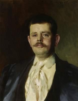 John Singer Sargent (1856-1925) Gardiner Greene