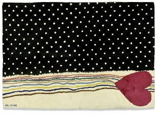 Jim Dine (born 1935); Valentine;